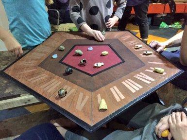 quintet board