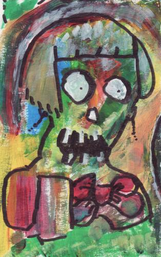 ally zombie